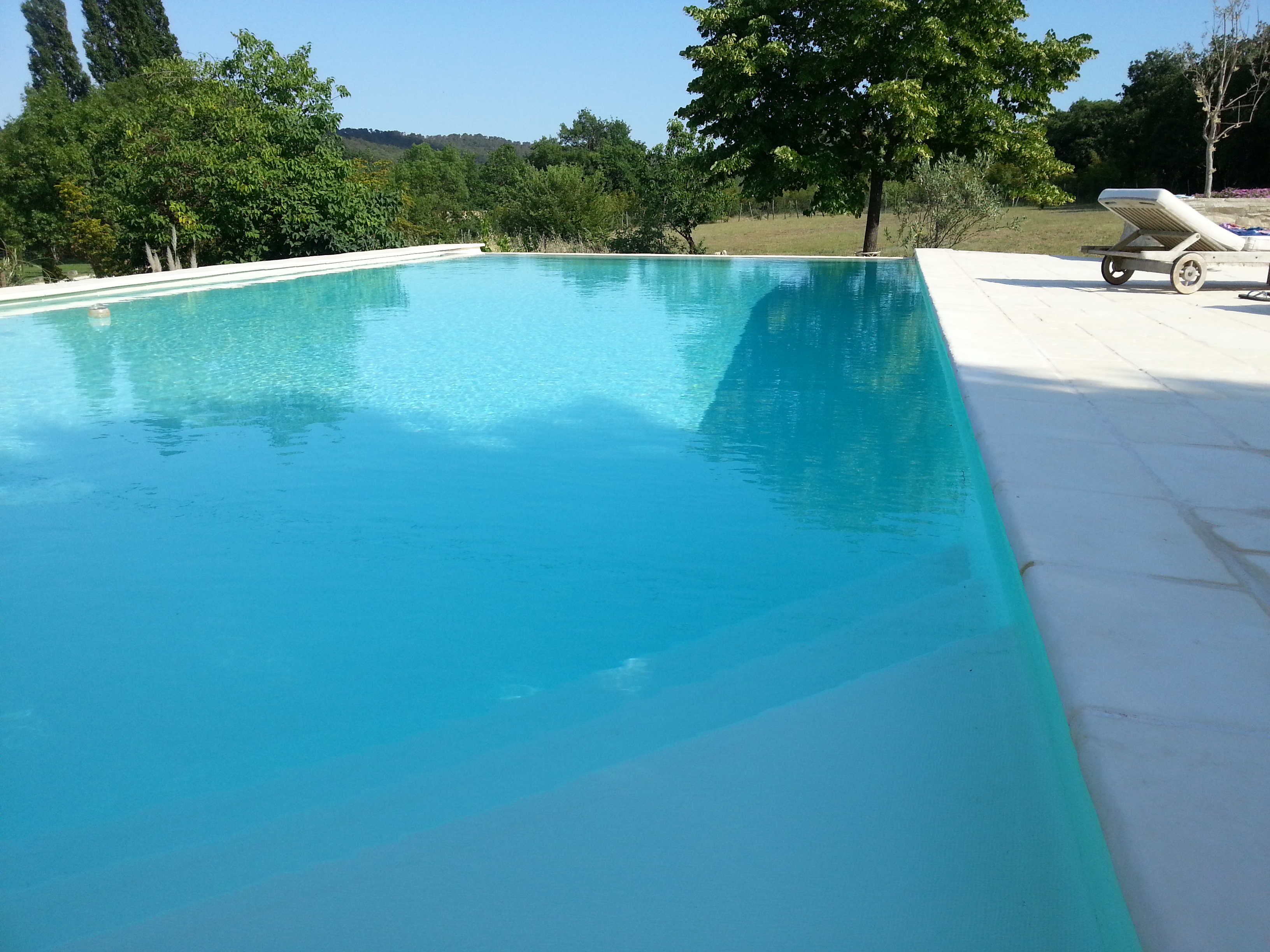 Eau trouble piscine hors sol for Installation piscine